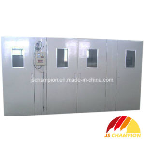 Best Price Temperature and Humidity Controlled Chicken Eggs Hatcher (22528 Chicken Eggs) pictures & photos