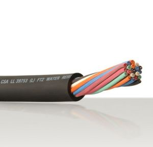 Copper Multicore PVC Insulated and Sheath Control Cable pictures & photos