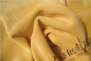 160-360G/M2 70%Bamboo 30%Cotton Velour Fabric pictures & photos