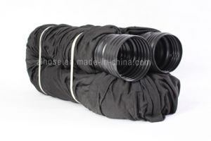 Flexible Perforated Drain Pipe with Sock (100mm X 8m) pictures & photos