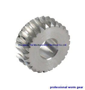 Aliminum Worm Gear, Alloy Wom Wheel pictures & photos