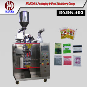 Sugar Sachet Packing Machine (DXDK-40V) pictures & photos