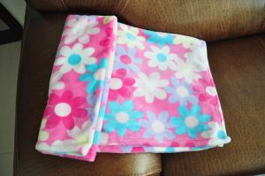 Printed Flannel Blanket (BBL101)