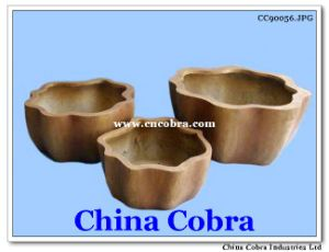 Magnesia Flower Pot (CC90056)