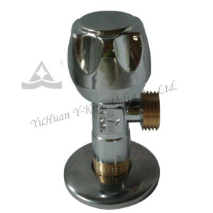 Forged Brass Sanitary Angle Valves (YD-H5026) pictures & photos