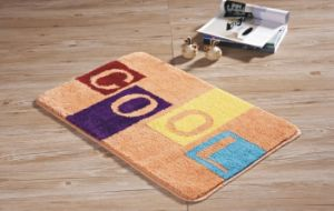 Microfiber Tufted Rugs, Super Soft and Absorbent C1422 pictures & photos
