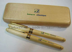 Wooden Roller Pen with Box (LT-C212) pictures & photos