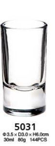 Very Cheap Clear Shot Glass (STG-5031) pictures & photos