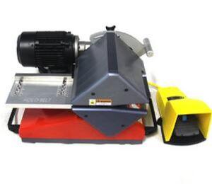 Belt Cutting Machine for Splicing Belt Conveyor pictures & photos