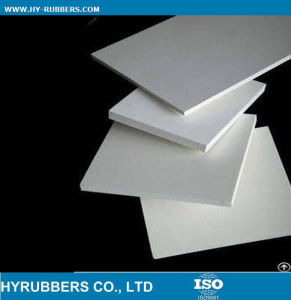 PVC White Sheet for Advertisement pictures & photos