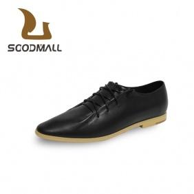 Soodmall Fashion British Style Shoe