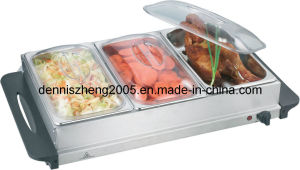 Electric Buffet Server and Warming Tray