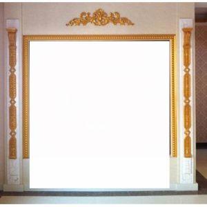 Polyurethane Door Decorative Trim Moulding for Home Decorations pictures & photos