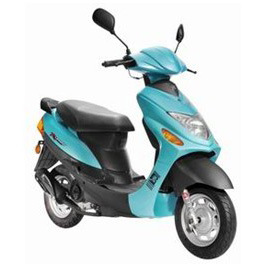 Gas Scooter (YL50QT-16(3)) pictures & photos
