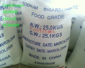 Purity 99% Min Sodium Bicarbonate Food Grade pictures & photos