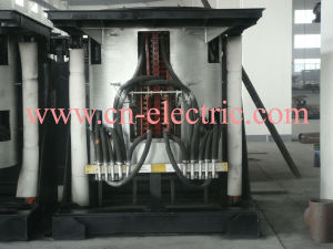 Coreless Medium Frequency Induction Steel Making Furnace pictures & photos