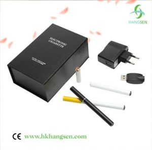310/510 Mini E Cig Set in Black Gift Box Packaging pictures & photos