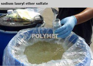 Sodium Laureth Sulphate 70%