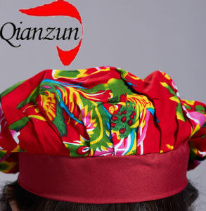 Cotton Print Chef Hat (WYY-026) pictures & photos