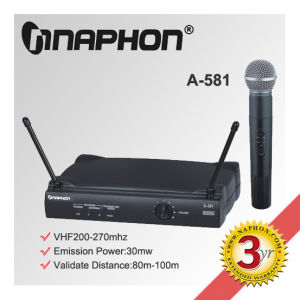 VHF Wireless Microphone (A58)