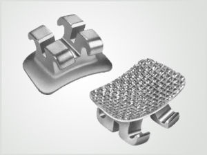 Standard Edgewise Bracket With Spherical Mesh Base pictures & photos