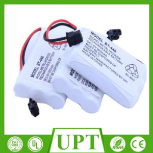 NiMH Ni-MH Cordless Phone Battery Pack Bt446 3.6V 800mAh for Uniden pictures & photos
