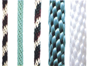 PE PP Polyester Nylon Solid Braided Rope pictures & photos