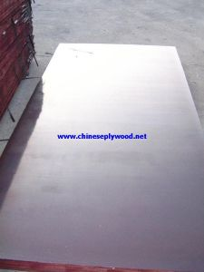 Birch Core Film Faced Plywood (HT-FFP-026)