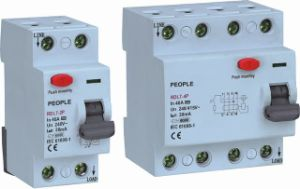 Residual Current Circuit Breaker (RDL7) pictures & photos