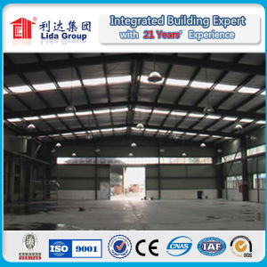 High Quality Low Cost Pre-Engineered Steel Structure pictures & photos