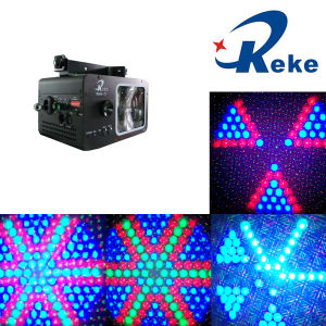 LED + Firefly Twinkling Laser Light Show (Reke-21)