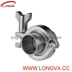 Stainless Steel Sanitary Tri Clover Union Clamp pictures & photos