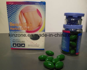 Beauty Slim Herbal Softgel Natural Diet Pills for Weight Loss pictures & photos