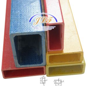 Pultruded Tube (rectangular tube) pictures & photos