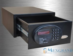 Electronic Drawer Safe with LED Display for Hotel (EMG180-7CT) pictures & photos