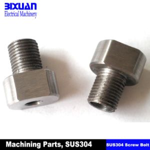 Machining Part Screw Part Screw Nut pictures & photos