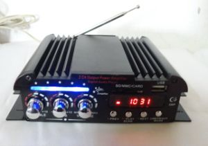 4-Channel Car Audio Amplifier (AMP-300) pictures & photos