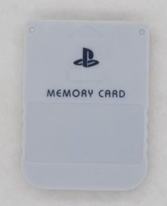 Memory Card for PS1