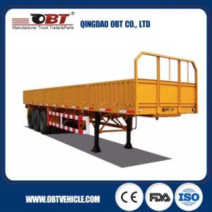 Heavy Duty 2 Axle Bulk Cargo Transport Truck Trailer pictures & photos