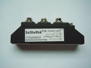 Thyristor Modules, Bridge Rectifier, SCR Module (TT92N08KOF) pictures & photos