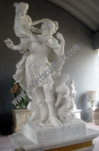 Marble Sculpture for Garden Ornament (SY-X1726) pictures & photos