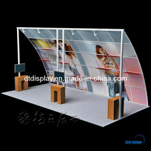Aluminum Exhibition Stand 3m*6m (DT000236)