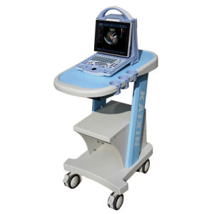 Medical Equipment Portable Color Doppler Ultrasound Scanner for Human (DCU12) pictures & photos