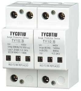 Surge Protector (SPD TY10-B/2-440-140)