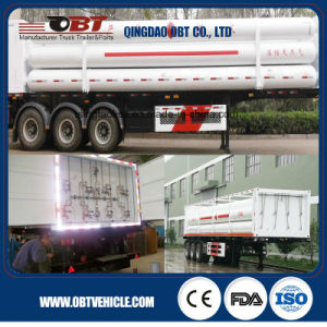 CNG Tank Container Semi Trailer pictures & photos
