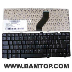 Teclado Keyboard for HP DV6000 Negro En Espanol