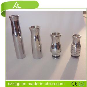 Pagoda Aluminum 510 Drip Tips - Silver