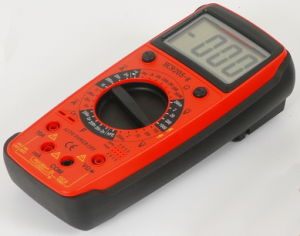 Digital Multimeter With Magnet (HC9205)