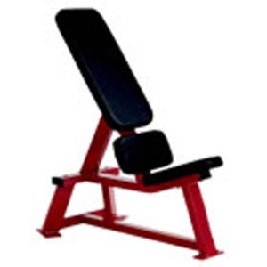 Gym Equipment /Commercial Use Hammer Strength 55 Degree Incline Bench pictures & photos