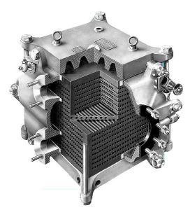 Heat Exchanger Graphite Block pictures & photos